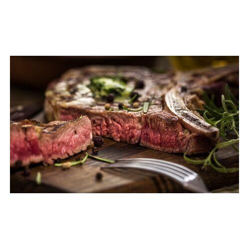 BonaMente 3-Gänge-Menü mit Dry Aged Steak, Prosecco und Kaffee für 2 oder 4 Pers. im BonaMente in der Kaiserstraße (16% sparen*)