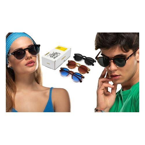 Groupon Goods Global GmbH 3x Sonnenbrillen Smooder® Dogma nach Wahl