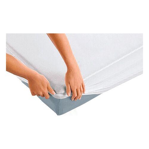 Groupon Goods Global GmbH 1x, 2x oder 4x wasserundurchlässige Matratzen-Auflage in der Größe nach Wahl