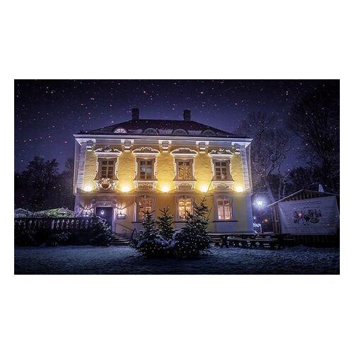 Bamberger Haus 1 Std. Eisstockschießen mit Glühwein, Punsch od. Bier für 6 bis 20 Pers. im Bamberger Haus (bis zu 68% sparen*)