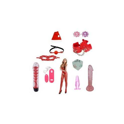 Groupon Goods Global GmbH 12 Tage Weihnachts-Spielzeug-Set für Erwachsene