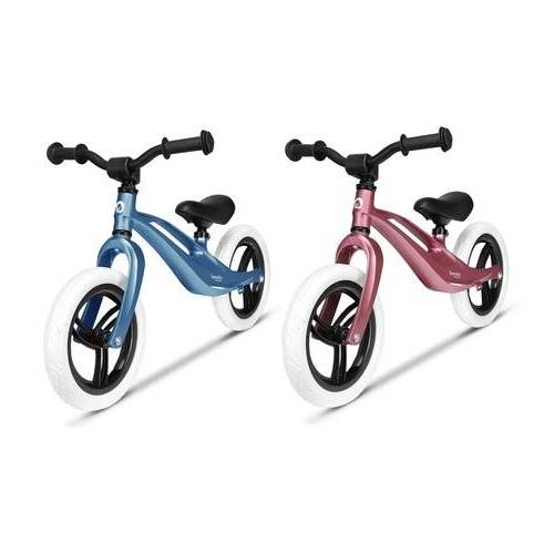Groupon Goods Global GmbH Lionelo Laufrad Bart mit Magnesiumrahmen und EVA-Schaumrädern in Blau oder Rosa
