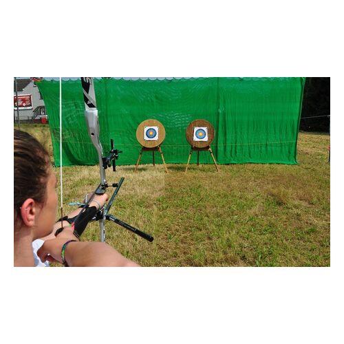 Bogensport-Haan 2 Stunden Einführung und  Bogenschießen für 1 oder 2 Personen bei Bogensport-Haan (40% sparen*)