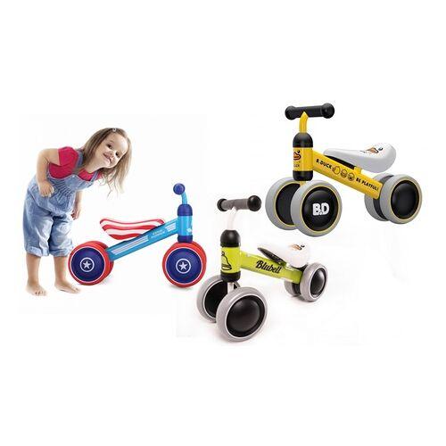 Groupon Goods Global GmbH Mini-Laufrad mit 4 Rädern in der Farbe nach Wahl für Kleinkinder