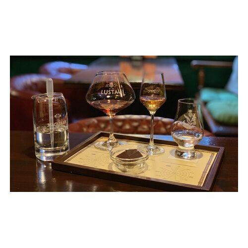 DexterIsland Irish Pub Whisky Tasting inkl. Schokolade für 1, 2 oder 4 Personen im Dexter-Island Whisky Pub (bis zu 26% sparen*)