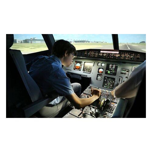 Jet Sim Flightsimulation & Flighttraining Berlin Bis zu 120 Min. Flugsimulator-Erlebnis im A320 beiJetSim Flightsimulation & Flighttraining (bis zu 37% sparen*)