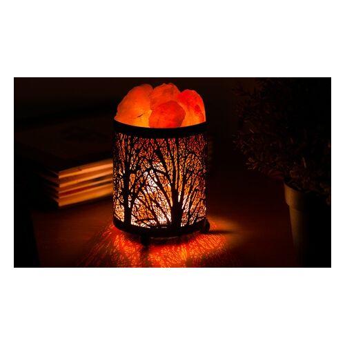 Groupon Goods Global GmbH GlobriteUSB-LED-Lampe mit Himalaja-Salz