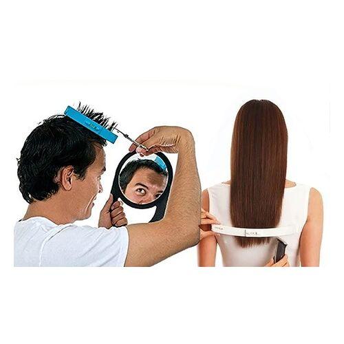 Groupon Goods Global GmbH 2er- oder 4er-Set Haarschneide-Schablonen
