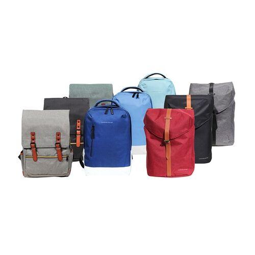 Groupon Goods Global GmbH 1x oder 2x geräumiger Laptop-Rucksack im Modell und Farbe nach Wahl