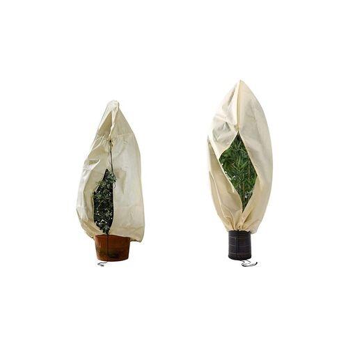 Groupon Goods Global GmbH Atmungsaktiver Kübelpflanzensack in der Größe nach Wahl zum Winterschutzder Pflanzen