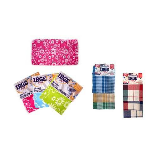 Groupon Goods Global GmbH 6er-, 12er- oder 15er-Pack Geschirrtücher aus Baumwolle oder Mikrofasern  im Modell nach Wahl