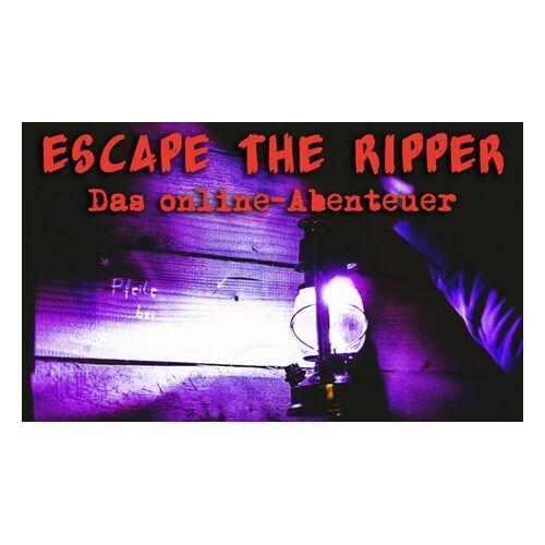 """Verschlusssache Online Escape Game """"Escape the Ripper"""" von Verschlusssache (30% sparen*)"""