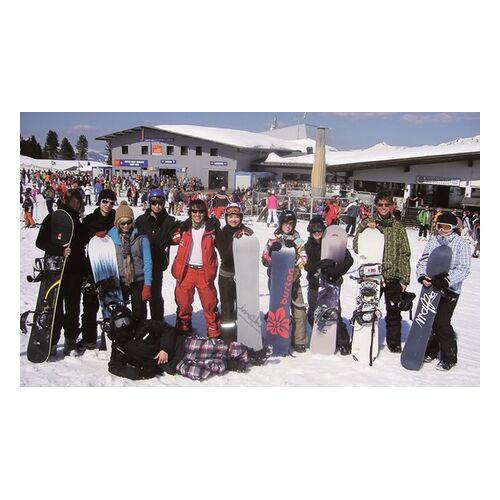Berg & Ton 3 Std. Snowboard- oder Skikurs oder 4 Std. Schneeschuhwanderung oder Nordic Cruising von Berg & Ton (bis zu 75% sparen*)