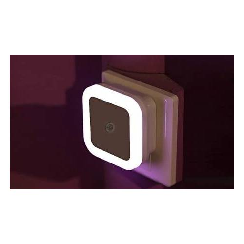 Groupon Goods Global GmbH 1x, 2x oder 4x Steckdosen-LED-Nachtlampe