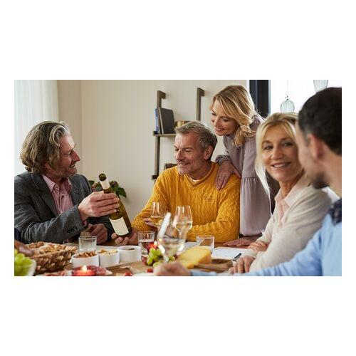 Pieroth Deutschland Weinprobe inkl. Magnumflasche Sekt für bis zu 8 Pers. zu Hause mit Pieroth Deutschland GmbH (bis zu 81% sparen*)