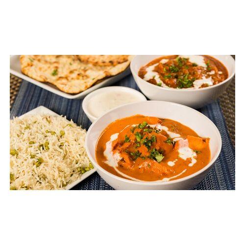 Punjabi Dhaba in den Mercaden Indisches 2-Gänge-Menü mit Suppe und Hauptgericht bei Punjabi Dhaba in den Mercaden (bis zu 40% sparen*)