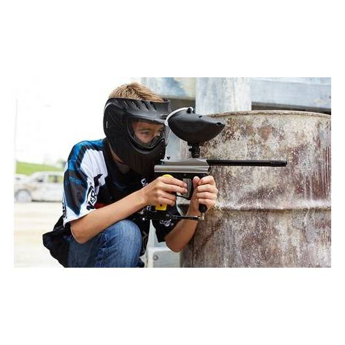 City Paintball Hamburg 2 Std. Paintball für 1 Person bei City Paintball Hamburg (15% sparen*)