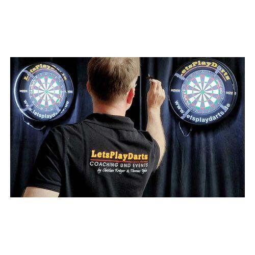 LetsPlayDarts 1, 3 oder 5x 90 Min. Dart-Schnupperkurs inkl. Dart-Turnier bei LetsPlayDarts (bis zu 49% sparen*)