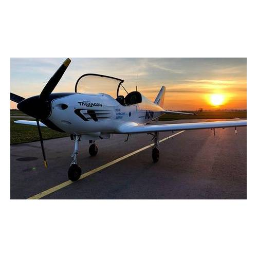 FLYNOWE Flugtaxi 30 oder 60 Min. Privat-Jet für 1-2 Tage / Panorama-Rundflug im Leichtflugzeug bei FLYNOWE (bis zu 82% sparen*)