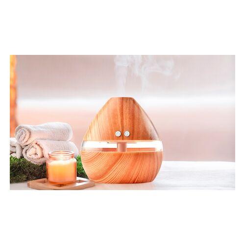Groupon Goods Global GmbH 1x oder 2x Luftbefeuchter und Aroma-Diffuser mit LED-Licht