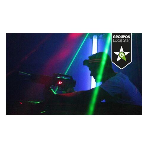 Laserwerk 1 Stunde Outdoor-Lasertag für 6 Personen oder Indoor-Lasertag für bis zu 20 Personen bei Laserwerk ab 59,90 €