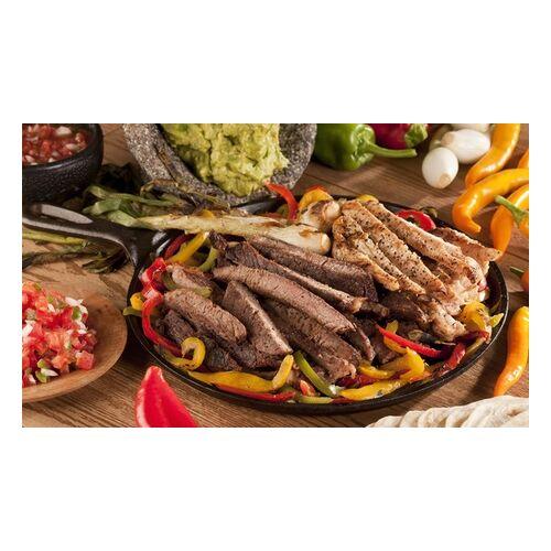Tropica Grillhaus Gemischte Grillplatte inkl. Beilagen und Dessert für 1, 2 o. 4 Pers. im Tropica Grillhaus (bis zu 53% sparen*)