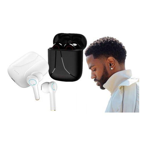 Groupon Goods Global GmbH In-Ear-Kopfhörer mit Ladebox in Weiß oder Schwarz