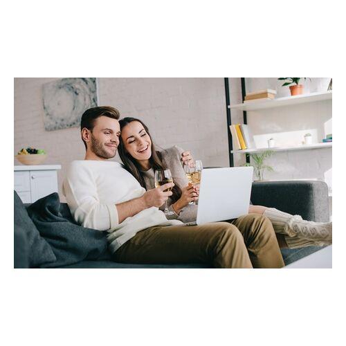 Pieroth Online Online-Weinprobe für Zuhause und bis zu 6 Personen inkl. 6 Flaschen Wein & Live-Chat mit Pieroth (65% sparen*)