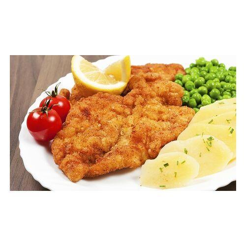TI AMO 3-Gänge-Menü mit Kalbsschnitzel und Vanilleeis für 2 oder 4 Personen im Restaurant TI AMO (bis zu 55% sparen*)