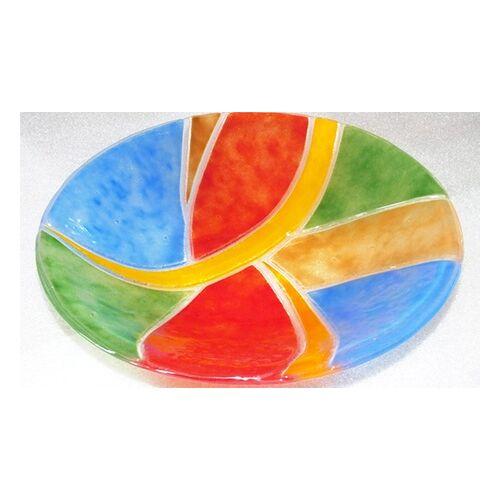 Blickfang Das Glaskunst Atelier 4-stündiger Fusingglaskunst-Workshop für 1 oder 2 Person bei Blickfang Das Glaskunst Atelier ab 59,90 €