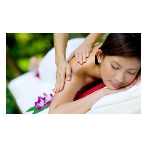 Massagestudio für ThaiMassage 60 Minuten Thai-Massage und 30 Minuten punktuelle Kräuter-Pressur im Massagestudio für ThaiMassage