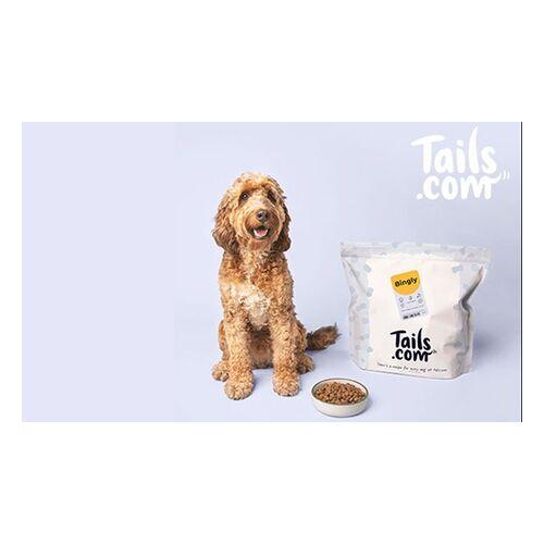 Tails.com 1 Monat kostenloses Hundefutter, individuell auf deinen Hund abgestimmt, von Tails.com