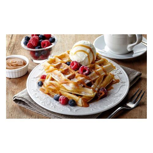 Waffel & Kaffee Süße/herzhafte Waffel, Kuchen oder Torte inkl. Getränk für 1-4 Personen bei Waffel & Kaffee (bis zu 35% sparen*)