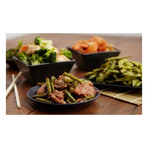 China Restaurant Wang Asiatisches All-you-can-eat-Buffet mit Live-Cooking für 2 oder 4 Personen im China Restaurant Wang (bis zu 14% sparen*)