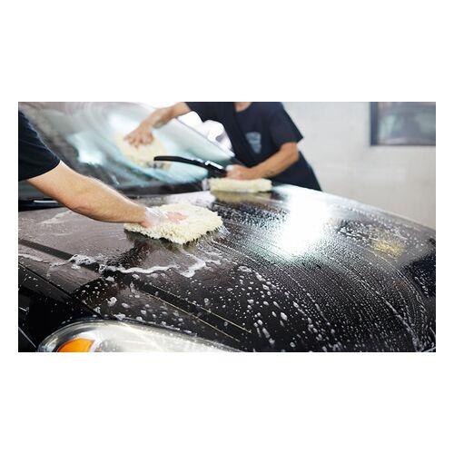 EMO'S Autopflegedienst Komplette Pkw-Pflege mit Innen- und Außenreinigung + Lack-Versiegelung bei EMO'S Autopflegedienst (26% sparen*)