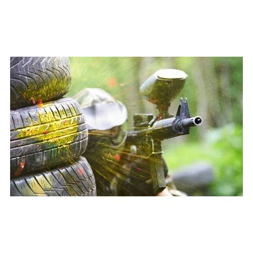 "Paintball Münster Paintball ""On-the-run-Package"" für 1 bis zu 6 Personen bei Paintball Münster (29% sparen*)"