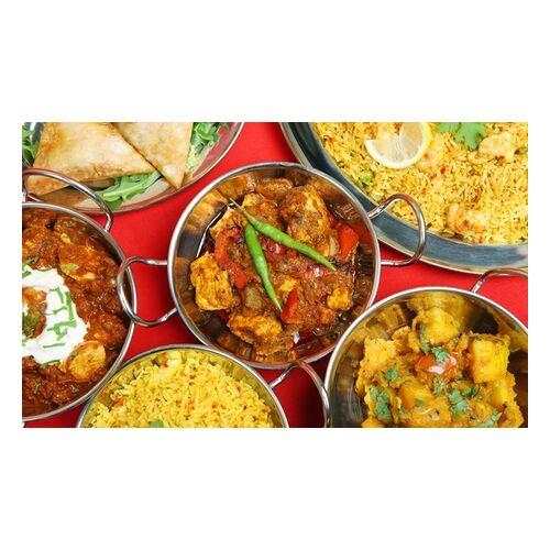 GOA II Indisches 5-Gänge-Menü mit Lammfilet oder Chicken Malai für 2, 4 oder 6 Pers. im Restaurant GOA II (bis zu 39% sparen*)