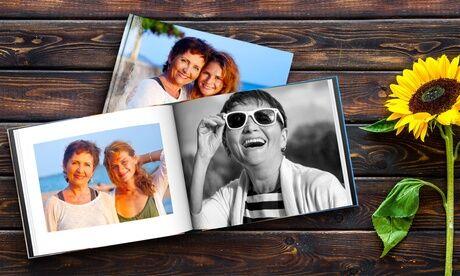 Printerpix Instagram Fotobuch im A5-Format mit 30 oder 50 Seiten von Printerpix (bis zu 91% sparen*)