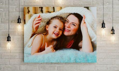 Printerpix Foto auf Leinwand in verschiedenen Größen von Printerpix (bis zu 88% sparen*)