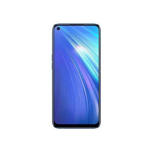 Wie neu: Realme 6   4 GB   128 GB   Dual-SIM   comet blue