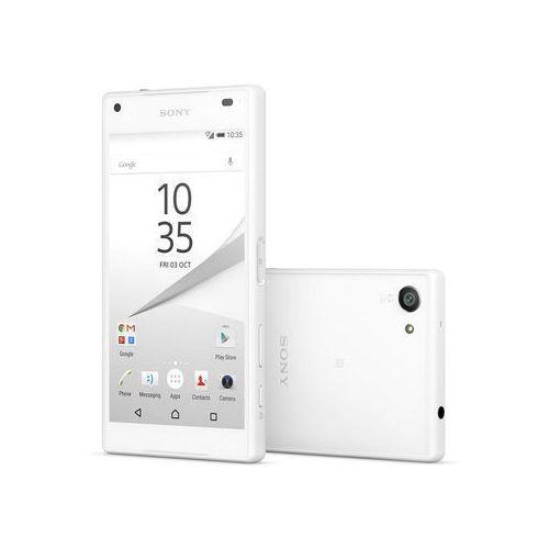 Sony Wie neu: Sony Xperia Z5 Compact   32 GB   weiß