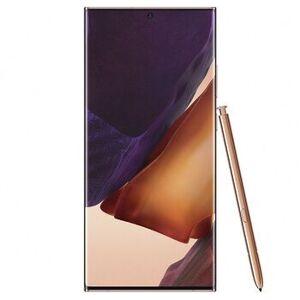 Samsung Wie neu: Samsung Galaxy Note 20 Ultra   12 GB   256 GB   5G   Dual-SIM   mystic bronze
