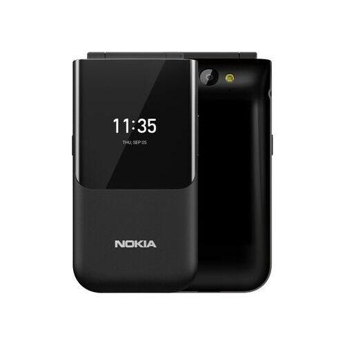 Nokia Wie neu: Nokia 2720 Flip   Dual-SIM   schwarz