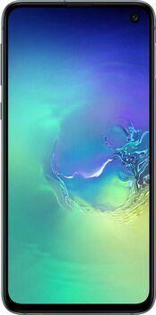 Samsung Wie neu: Samsung Galaxy S10e   128 GB   Dual-SIM   Prism Green