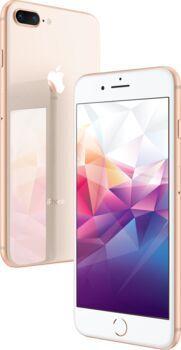 Apple Wie neu: iPhone 8 Plus   256 GB   gold