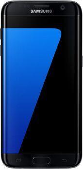 Samsung Wie neu: Samsung Galaxy S7 edge   32 GB   schwarz