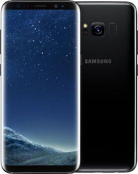 Samsung Wie neu: Samsung Galaxy S8   64 GB   schwarz   Single-SIM