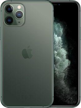Apple Wie neu: iPhone 11 Pro   256 GB   nachtgrün