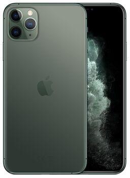 Apple Wie neu: iPhone 11 Pro Max   256 GB   nachtgrün
