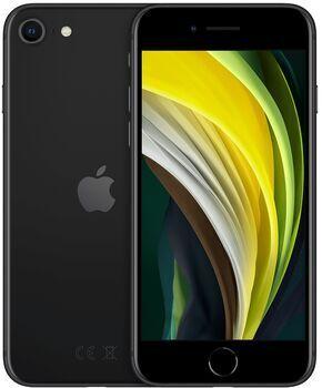 Apple Wie neu: iPhone SE (2020) 128 GB schwarz
